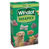 Winalot  Dog Biscuits Original Shapes