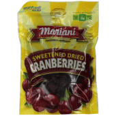 Mariani Dried Sweetened Cranberry 142g