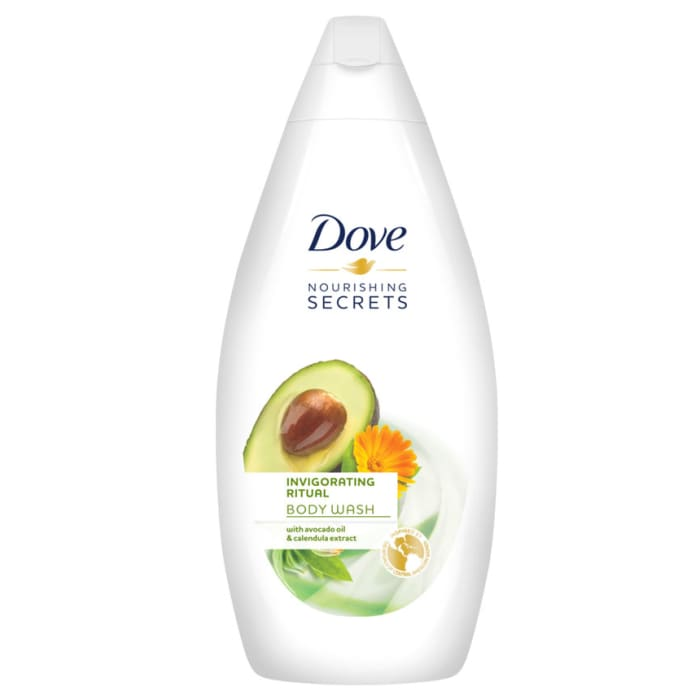 Dove Nourishing Secrets Invigorating Ritual Body Wash