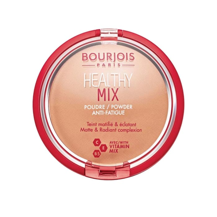 Bourjois Healthy Mix Powder AntiFatigue 04 Light Bronze