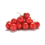 Fresh Red Cherries 300 Grams