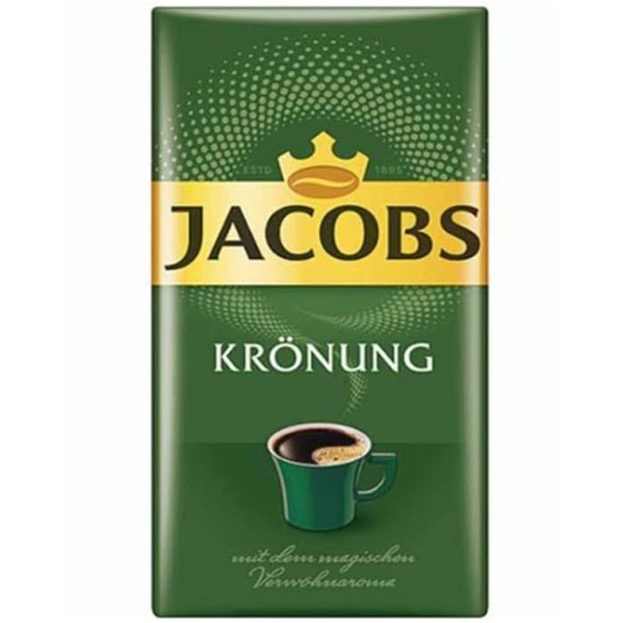 Jacobs Kronung Ground Coffee 500 Gram