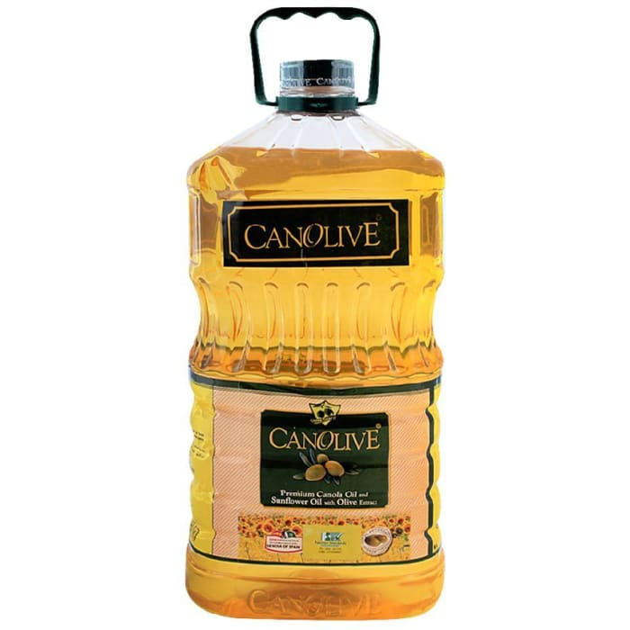 Canolive Premium Canola Oil and Sunflower Oil 3 Litre
