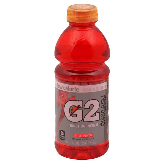 Gatorade Sport Drink Fruit Punch
