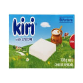 Kiri Cheese Spread 6 Portions