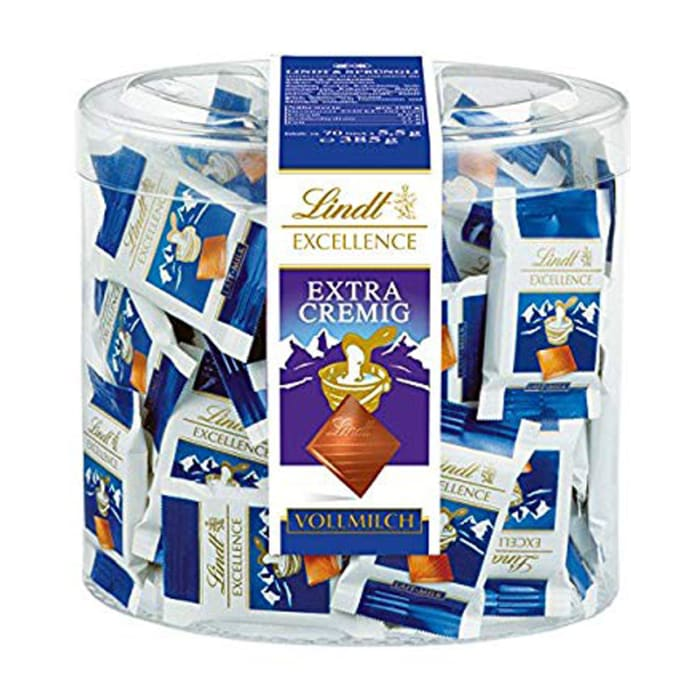 Lindt Excellence Extra Creamy Minis