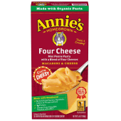 Annie's Macaroni and Cheese Four Cheese Mac and Cheese