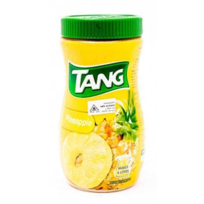 Tang Pineapple Flavored Powdered Juice