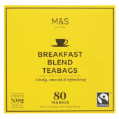 Marks & Spencer Tea