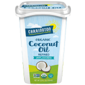 Carrington Farms Organic Coconut Oil Refined Odorless + Flavorless 739ml