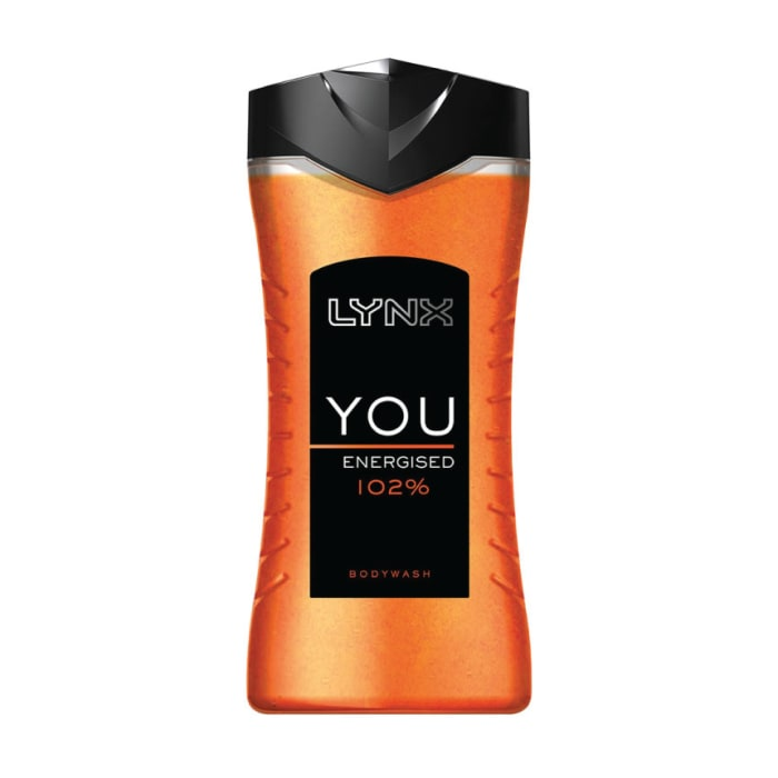 Lynx You Shower Gel Energised