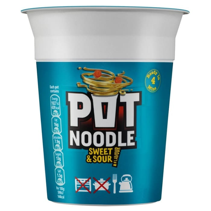 Pot Sweet & Sour Noodle