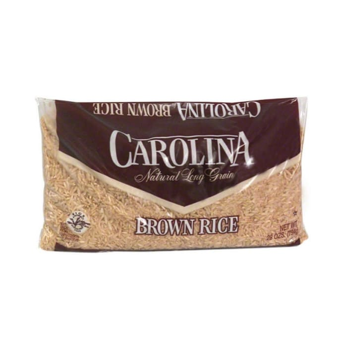 Carolina Natural Long Grain Brown Rice