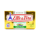 Elle & Vire Salted Butter 200 Grams