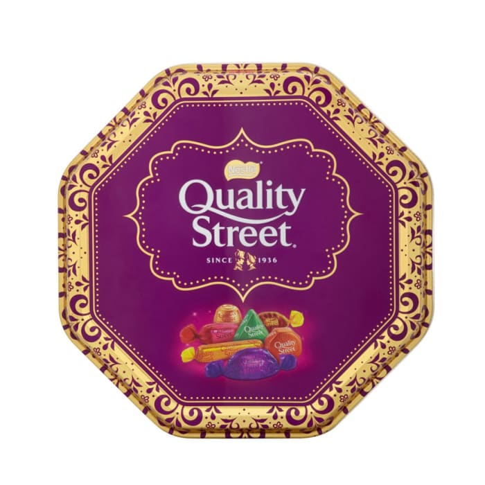 Quality Street Chocolate In Tin 1200g