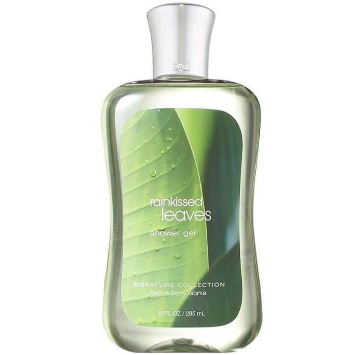 Bath & Body Works Rainkissed Leaves Shower Gel