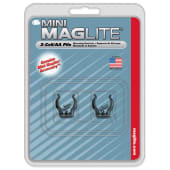 Mag Lite Mini Mounting Brackets 2 cell