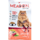 Meaoon Cat Food Chicken & Tuna 1kg