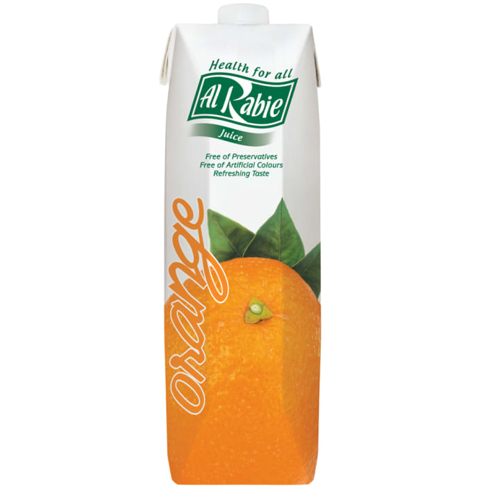 Al Rabie Orange Juice