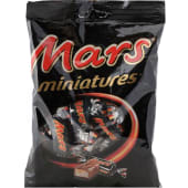 Mars Chocolate Miniatures