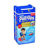 Huggies Pull Ups Night Time For Boys Large 10s