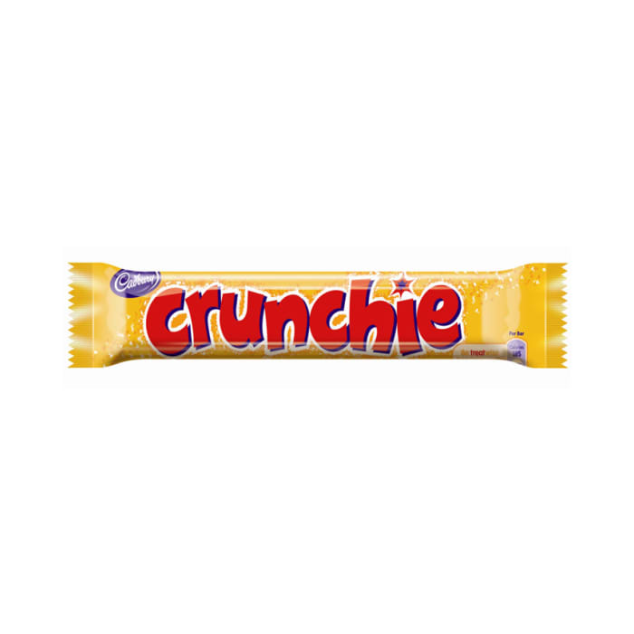 Cadbury Crunchie Chocolate