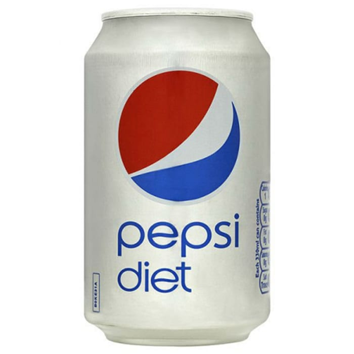 Pepsi Diet Soft Drink