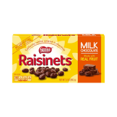 Nestle Raisinets Milk Chocolate Video Box 99.2g