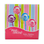 Rose Petal Table Napkins