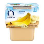 Gerber 2nd Foods Bananas All Natural Baby Sitter Food