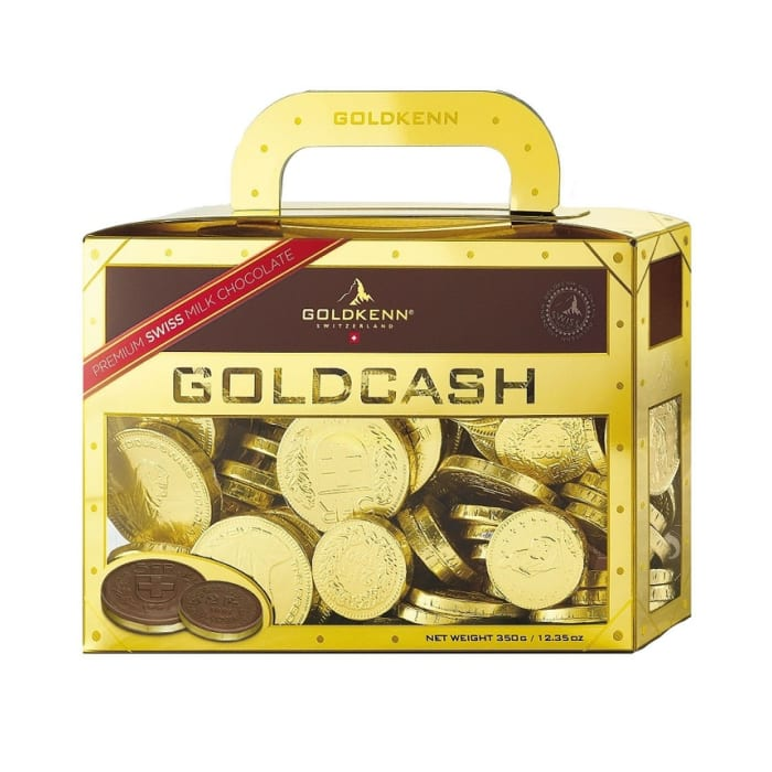 Goldkenn Chocolate Gold Cash