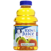 Gerber Juice Nature Select 100% Pear