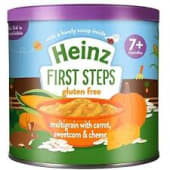 Heinz multigrain with carrot, sweetcorn & cheese200g
