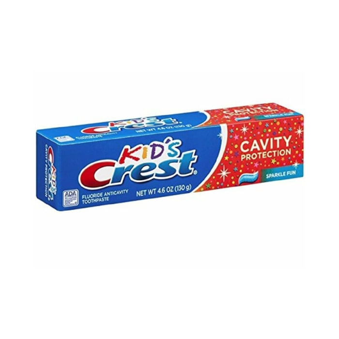 Crest Cavity Protection Kids Tooth Paste 130g