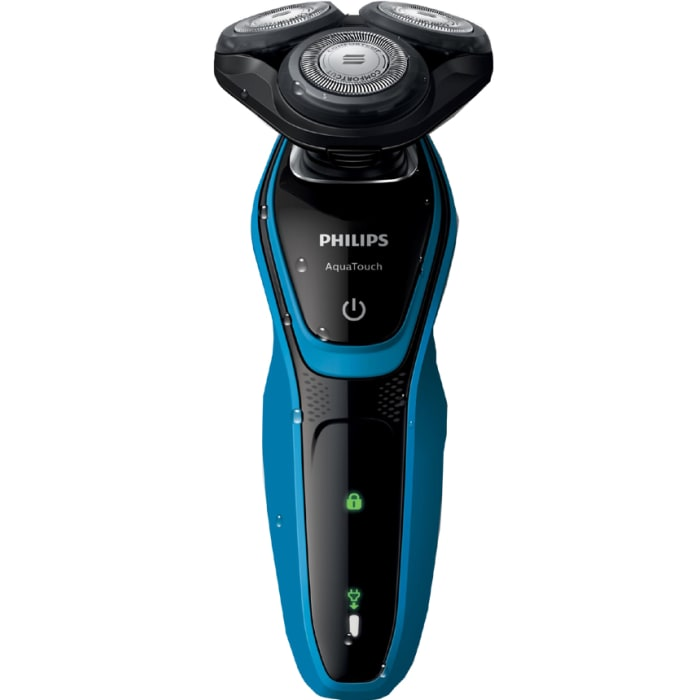 Philips S5050 AquaTouch Wet and Dry Rechargeable Electric Men
