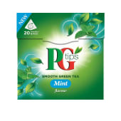 PG TIPS Pg Tips Mint Green Tea
