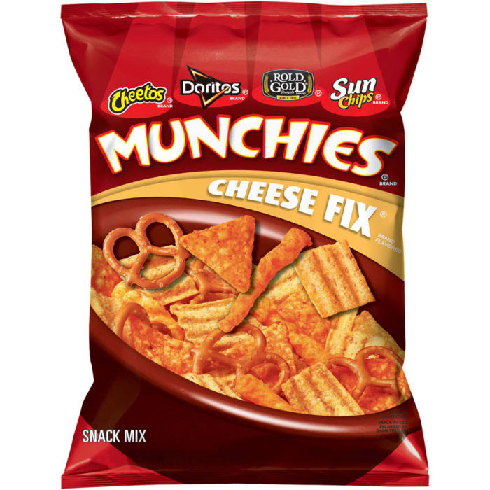 Munchies Cheese Fix Snack Mix