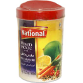 National Hyderabadi Mixed Pickle In Oil