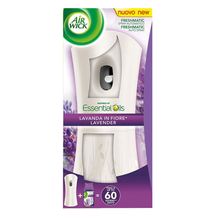 Air Wick Freshmatic Automatic Spray Lavender Air Freshener 250ml