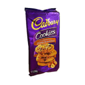 Cadbury Cookies Chocolate & Hazelnut 200 Grams