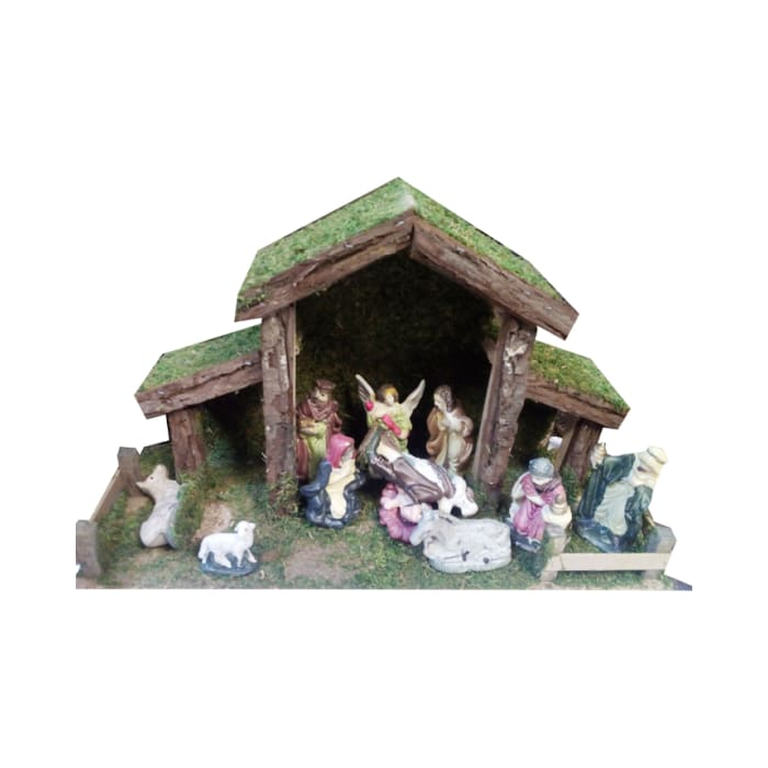 Chamdol Porcelain Nativity 11/S