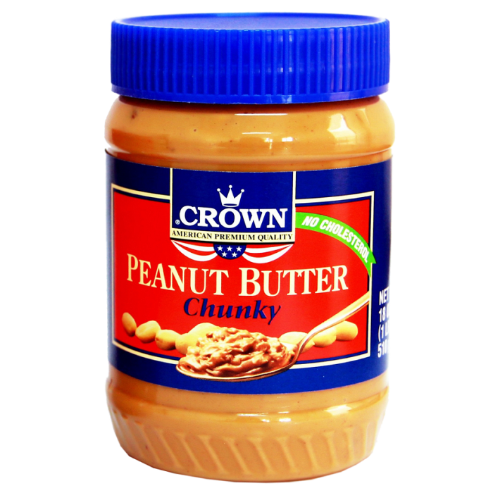 Crown Butter Chunky Peanut Butter