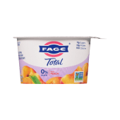 Fage 0% Greek Yogurt Peach 170 Grams