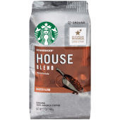Starbucks House Blend Medium Ground Coffee 340g