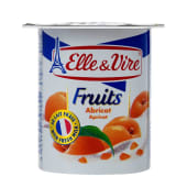Elle & Vire Apricot Fruit Yogurt