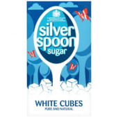 Silver Spoon White Sugar Cube
