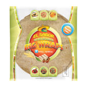 El Sabor Whole Meal Big Wraps 10 Inch