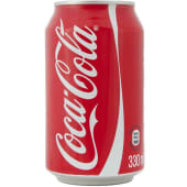 Coke Soft Drink Regular