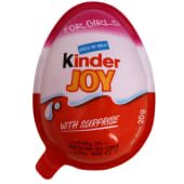 Kinder Chocolate Joy For Girls