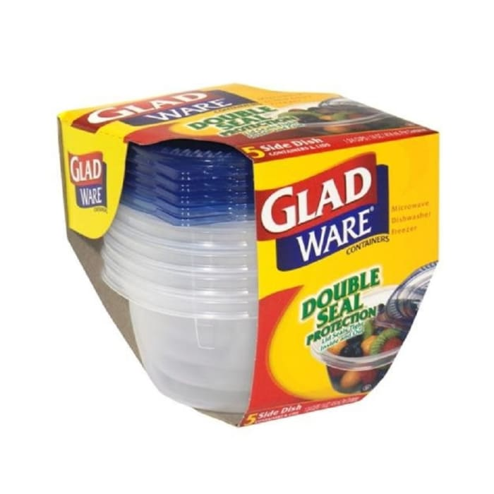 GladWare Side Dish Containers